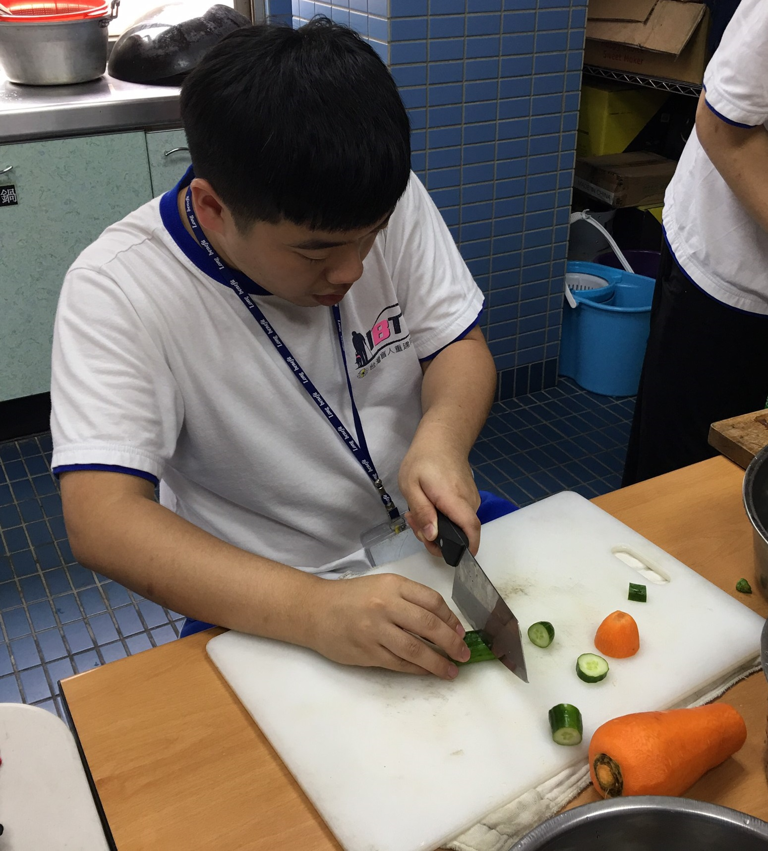 學習運用不同感官進行烹飪
